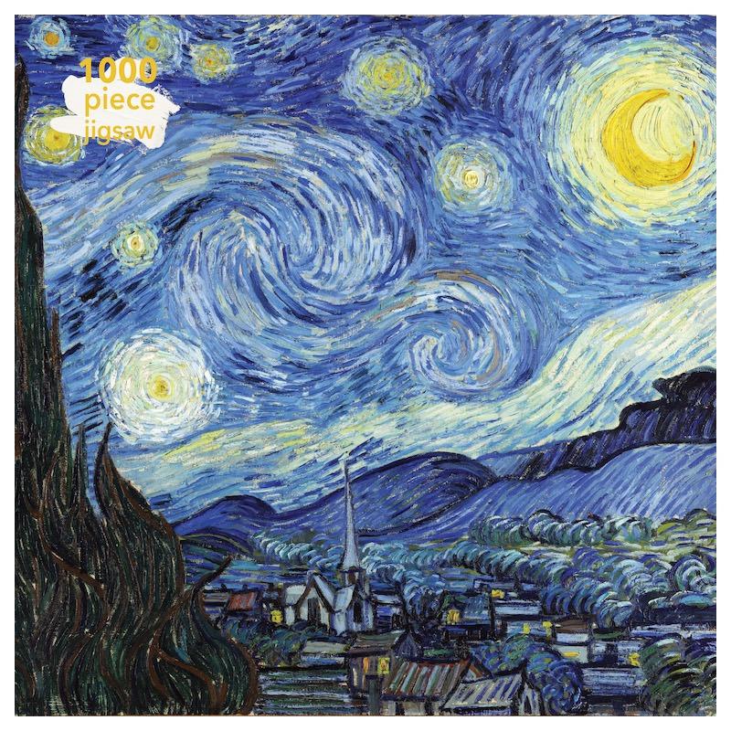 Puzzel - Van Gogh / Starry night (1000)