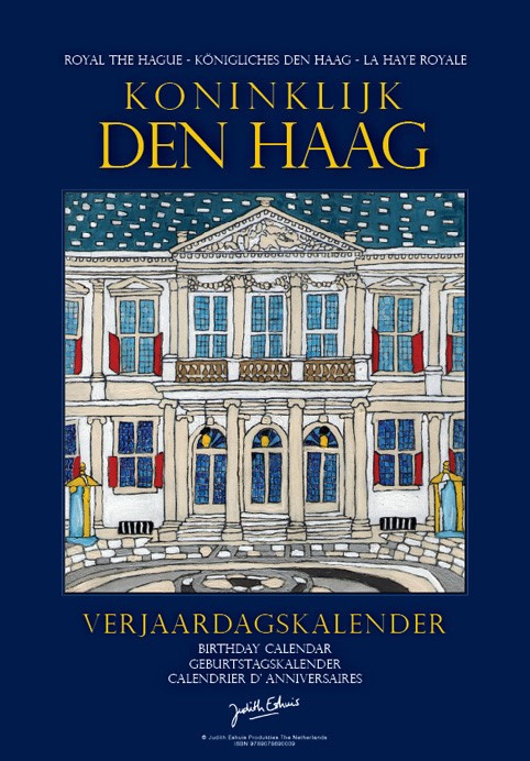 Verjaardagskalender Den Haag - Judith Eshuis