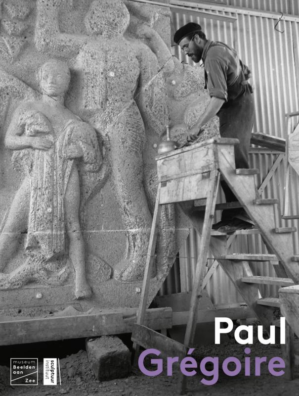 NIEUW  - Paul Grégoire - Monografie
