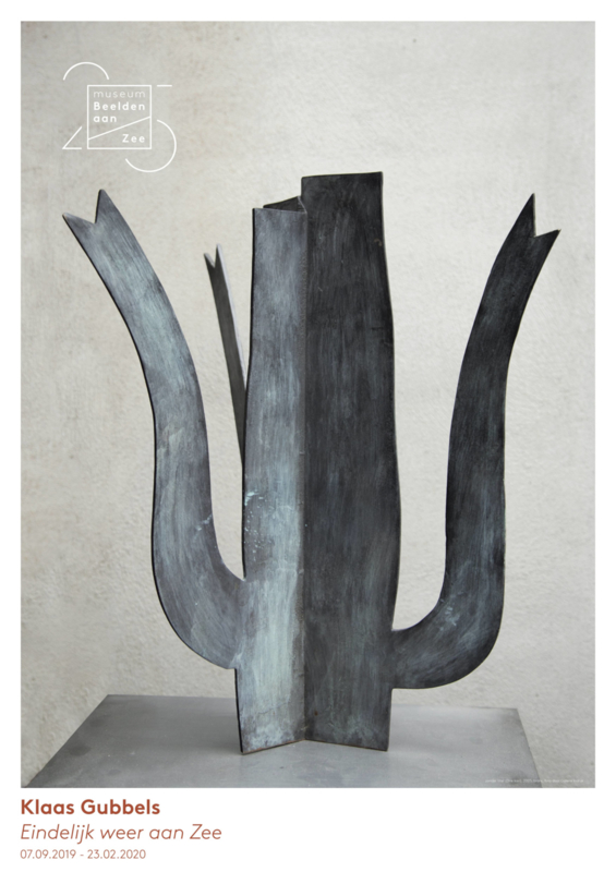 Poster - Klaas Gubbels