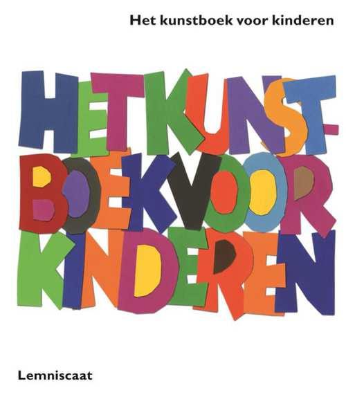 Het kunstboek voor kinderen (wit)
