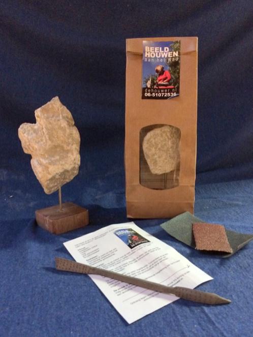 De houwer / compleet beeldhouwpakket