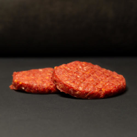Hamburger XL per stuk 150 gram