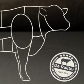 Achterschenkel geheel (Beef Shank)