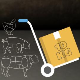 Vleespakket Combi Luxe 10kg