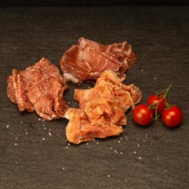 Tapasschotel vleeswaren