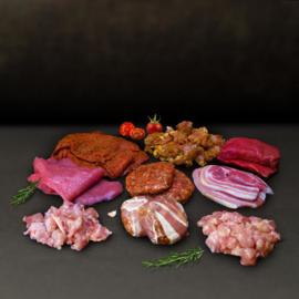 Vleespakket Snel klaar Combi