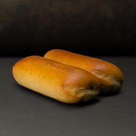 Worstenbroodjes Natuurlijk scharrelvlees (2 st)