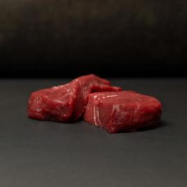 Haasbiefstuk 150 gram p/s (2 stuks)