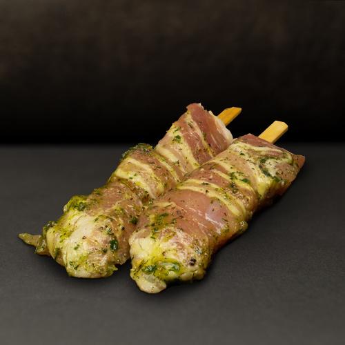 Scharrel kip op Stok Pesto