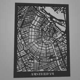30 X 40 Stadskaart