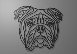 Geometrische hond