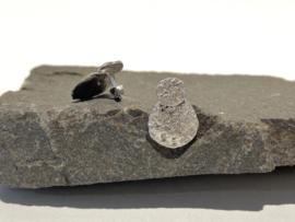 Zilver + structuur