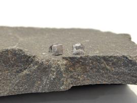 Zilver vierkant
