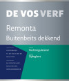 De Vos Remonta Buitenbeits Dekkend