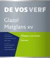 De Vos Glazol Matglans KV
