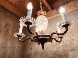 Hollywood regency kroonluchter hanglamp ananas 🍍