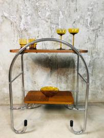 Bartable / trolley  Art Deco