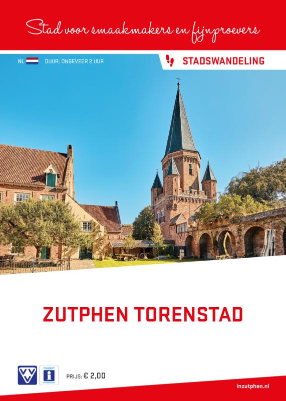 Torenstad Zutphen wandeling