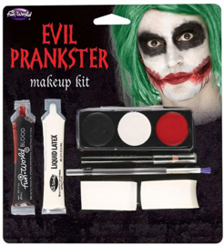 The Joker Make up set