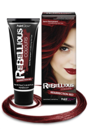 Haarverf semi permanent Resurrection red