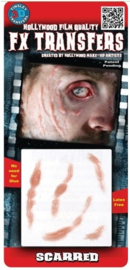 Wond scarred 3D FX transfers