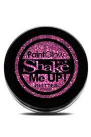 Glitter shakert UV pink