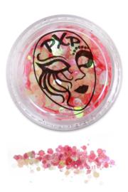 Glitters baby pink grove