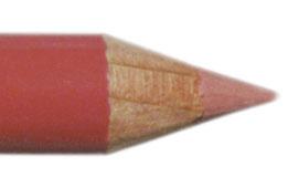 Lippen potlood 11cm Terracotta