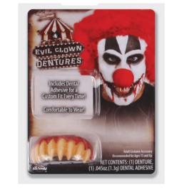 Luxe tanden killer clown