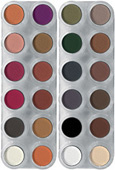 Oogschaduw / rouge palet 24 | RK