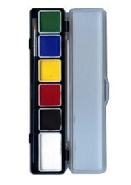 PXP palet 6 basis kleuren
