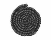 Wolcrepe zwart 100cm