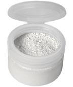 Transparant poeder 120 gram