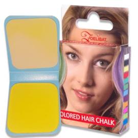 Haarkrijt geel (6G)