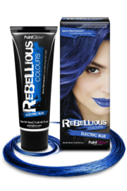 Haarverf semi permanent Electric blue