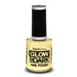 Nagellak glow in the dark onzichtbaar