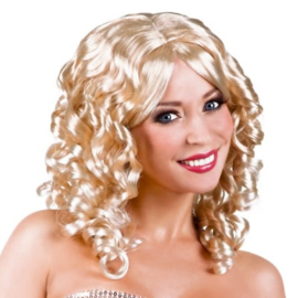 Pruik Cocktail | blond