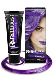 Haarverf semi permanent ultra violet