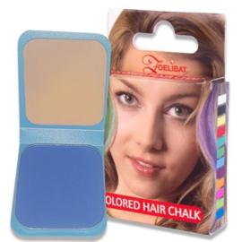Haarkrijt blauw (6G)