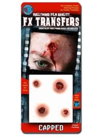 Schotwond 3D FX transfers