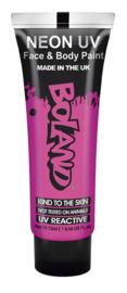 Gezicht en body verf Neon GID pink