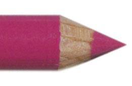 Lippen potlood 11cm Felroze