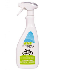 Eco all the Way Fiets Ontvetter