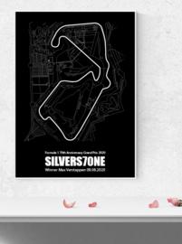 Silverstone - Winner Max Verstappen