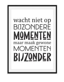 Bijzondere momenten - Poster