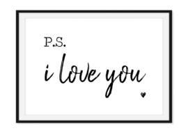 PS I love you - Poster