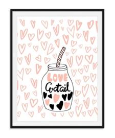 Love cocktail poster - nummer 12