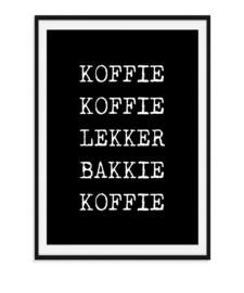 Koffie Koffie - Poster