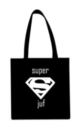Tas super juf - versie 1